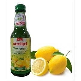Voelkel~有機檸檬汁200ml/罐