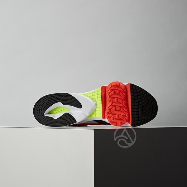 Nike Air Zoom Division 女鞋 黑白橘 復古 氣墊 緩震 舒適 休閒鞋 CK2950-001