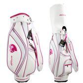 高爾夫球包女士標準球桿包時尚高爾夫桿包wy