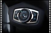 【車王小舖】福特 Ford KUGA MONDEO FOCUS 大燈開關 調整飾板 保護裝飾框 亮片