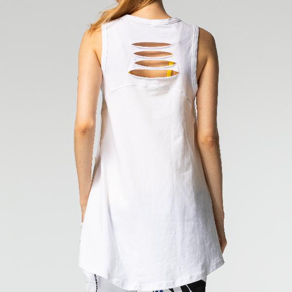 個性開叉長版罩衫TA743(商品不含內搭與配件)-百貨專櫃品牌 TOUCH AERO 瑜珈服有氧服韻律服