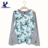 American Bluedeer-【春夏降價款】印花休閒上衣(魅力價) 春夏新款