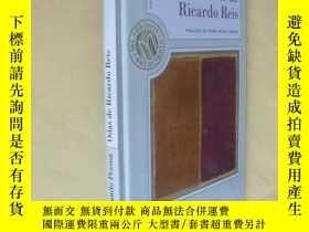 二手書博民逛書店西班牙文原版罕見Odas de Ricardo Reis (Spanish Edition) (Hardcover