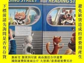 二手書博民逛書店reading罕見street 4.1-4.2Y268021 培