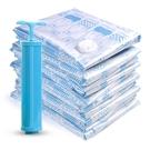 抽真空壓縮袋11件套送手泵 大號加厚棉被子衣物真空袋收納袋