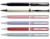 【飛龍牌Pentel】B811 烤漆高級金屬原子筆(黑芯) ●送刻字