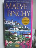 【書寶二手書T5/原文小說_NRI】Nights of Rain and Stars_Maeve Binchy