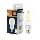 特力屋 LED燈絲燈泡 12W 晝光色 E27 全電壓
