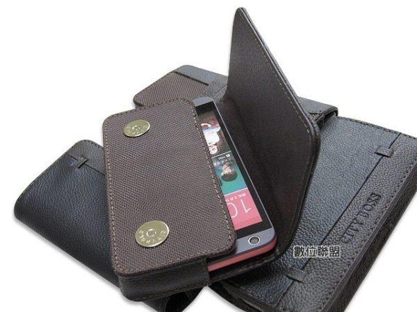 ASUS ZenFone Max Pro M2 ZB631KL 牛皮 真皮 手機腰掛式皮套 腰夾皮套 手機皮套 BW97