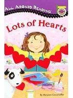 (二手原文書)Lots of Hearts