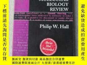 二手書博民逛書店Essential罕見Molecular Biology Rev