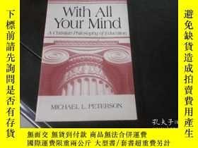 二手書博民逛書店With罕見All Your Mind: A Christian