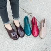 雨鞋女短筒雨靴水鞋低筒淺口男廚房防滑防水成人工作膠鞋秋冬  歌莉婭