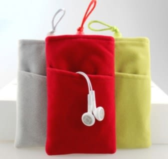 多功能 手機 保護套 蘋果 iPhone7 iPhone6 plus i6s i5 se i4 三星 S3 S4 絨布袋
