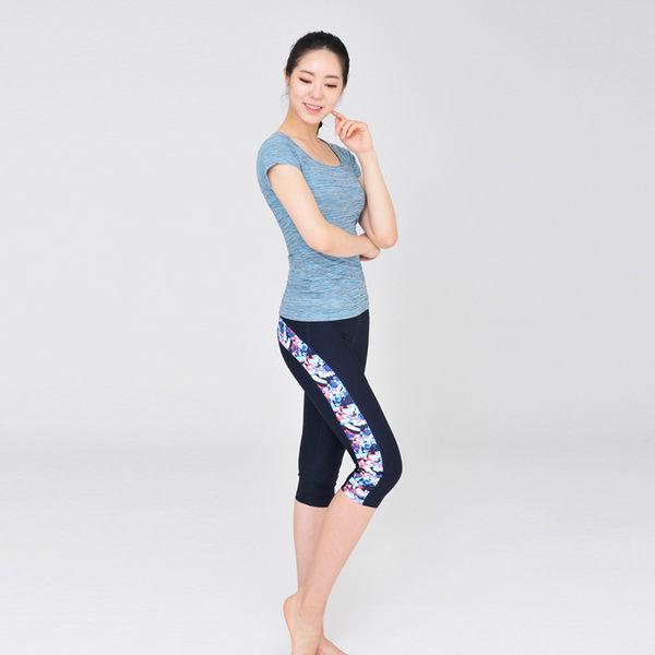瑜伽短褲女健身房運動服跑步高彈緊身吸汗速幹春夏   - jrh0052