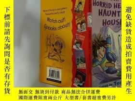 二手書博民逛書店Horrid罕見Henrys Haunted House :可怕的亨利鬼屋 .Y200392