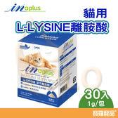 IN-Plus L-LYSINE貓用離胺酸(30入,1g/包) 【寶羅寵品】