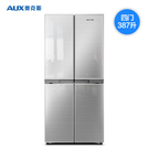 AUX/奧克斯冰箱雙開門對開門冰箱四三開門超薄冰箱節能家用電冰箱