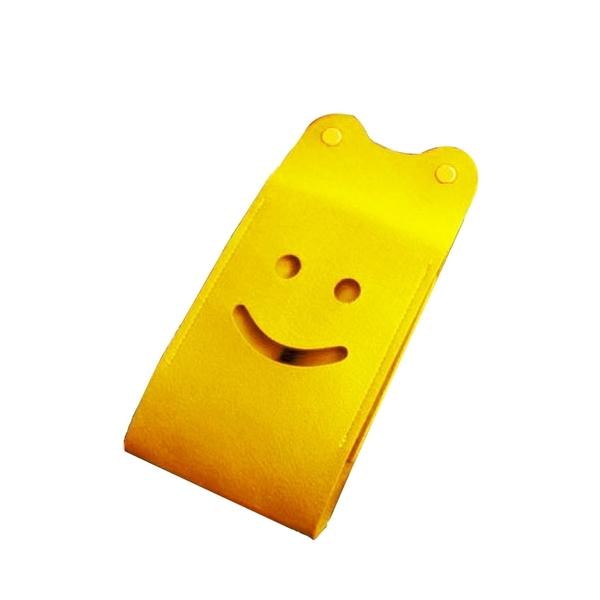 【韓國RIDGE LINE】彩色微笑面紙盒 / 城市綠洲( 紙巾盒、不織布、抽取式、戶外露營、創意)