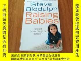 二手書博民逛書店RAISING罕見BABIES:SHOULD UNDER 3S