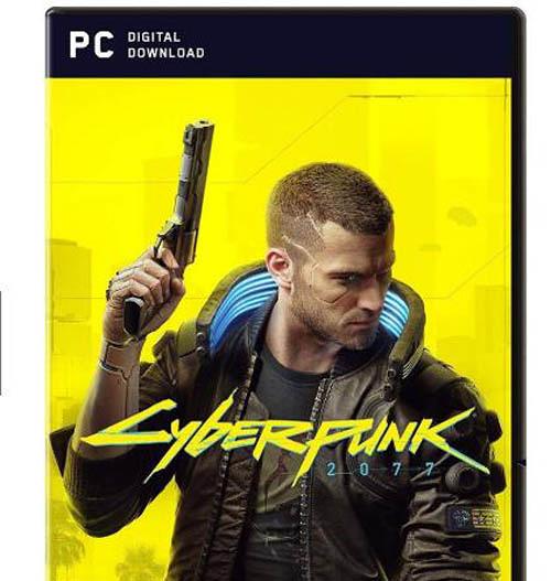 【預購2020/12/10】PC 電腦 實體版 電馭叛客 2077 Cyberpunk 2077 繁體中文版