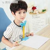 坐姿矯正器 防坐姿矯正器視力保護器糾正寫字姿勢儀架寫作業書寫 「繽紛創意家居」