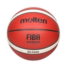 Molten #6合成皮12片貼籃球(免運 戶外 室外 訓練 6號球≡排汗專家≡
