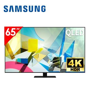 SAMSUNG 三星【QA65Q80TAWXZW 65Q80T 】65型 4K QLED 智慧連網電視