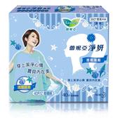 蕾妮亞 淨妍護墊 透氣海藍無香 (40PX2包)/組