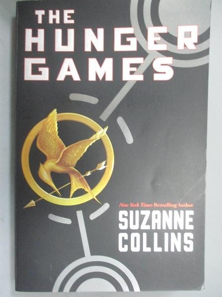 【書寶二手書T1/原文小說_IOE】The Hunger Games_Suzanne Collins