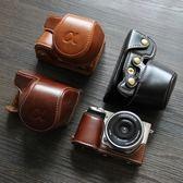 索尼a6000L 皮套 ILCE-a5000 a5100l a6300 微單相機保護套復古  極客玩家