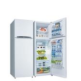 SANLUX台灣三洋250L雙門全新福利品冰箱SR-C250B1-D