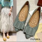 百搭輕盈娃娃平底包鞋KQ2458米/黃/綠(偏小)