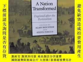 二手書博民逛書店A罕見Nation Transformed: England a