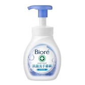 Biore抗菌洗手慕絲自然清香280ML【康是美】