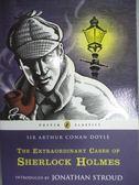 【書寶二手書T4/原文小說_NPV】The Extraordinary Cases of Sherlock Holmes