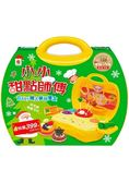 小小甜點師傅:BABY職人夢想寶盒(附配件35個、小麥黏土、DIY教學手冊)【聖