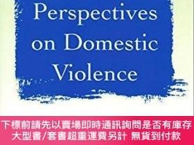 二手書博民逛書店Children s罕見Perspectives On Domestic ViolenceY255174 Au