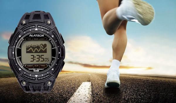 ALATECH FB003 專業健身 心率錶-黑色