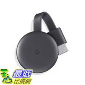 [8美國直購] GOOGLE Chromecast 第三代 HDMI WIFI 無線電視棒 串流