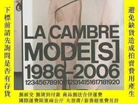 二手書博民逛書店La罕見Cambre Modes, 1986-2006-拉坎布雷模式,1986-2006Y436638 Ton