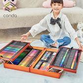 水彩筆套裝繪畫套裝彩色筆畫畫筆美術用品【聚寶屋】