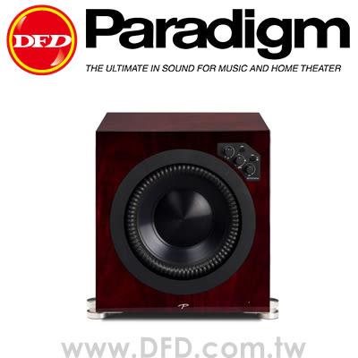 加拿大 Paradigm Prestige 2000SW 主動式超低音喇叭 櫻桃木色 黑色鋼烤 公司貨