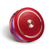 Golden Field/金河田 D20無線藍芽音箱低音炮插卡迷你手機小音響 卡布奇诺