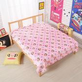 【03423】 【Paul Frank】粉色俏皮法蘭絨毯