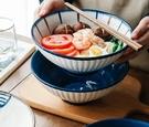 碗 WUXIN家用面碗湯碗大碗單個斗笠碗沙拉碗日式網紅ins拉面碗泡面碗【快速出貨八折搶購】