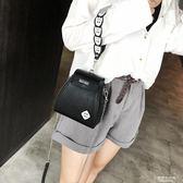 女包錬條小包包夏天韓版時尚手提包學生側背斜背包潮 東京衣秀