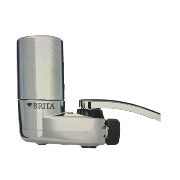 [美國直購] Brita On Tap 水龍頭式 白色 淨水器含濾芯 Faucet Water Filter System, white _TC3