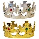 【塔克】王子裝扮(十字) 皇后頭圈 王冠 國王 皇冠 髮箍 國王 髮箍 萬聖節/惡搞/尾牙/變裝/遊行/COS