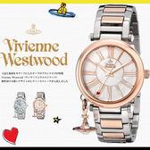 Vivienne Westwood 英國時尚精品腕表 32mm/土星/設計師款/女錶/VV006PRSSL 現貨+排單!